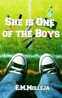 Libro SHE IS ONE OF THE BOYS