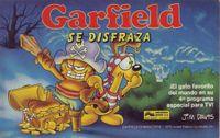 Libro GARFIELD SE DISFRAZA