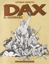 Libro DAX, EL GUERRERO