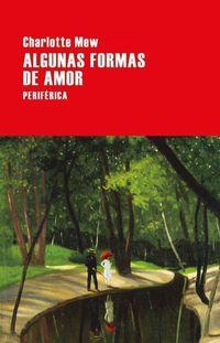 Libro ALGUNAS FORMAS DE AMOR