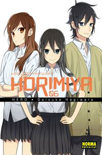 Libro HORIMIYA #6