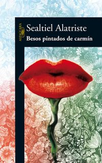 Libro BESOS PINTADOS DE CARMÍN