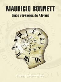 Libro CINCO VERSIONES DE ADRIANO