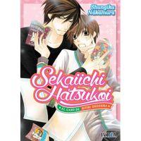 Libro A BOYS LOVE STORY (SEKAIICHI HATSUKOI #1)