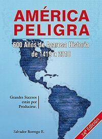 Libro AMÉRICA PELIGRA