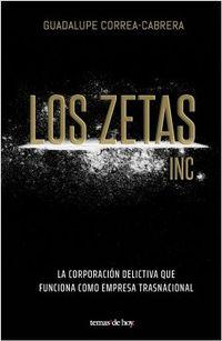 Libro LOS ZETAS INC.