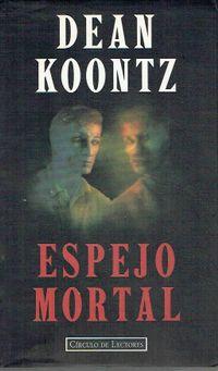 Libro ESPEJO MORTAL