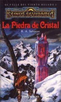 Libro LA PIEDRA DE CRISTAL (EL VALLE DEL VIENTO HELADO #1)