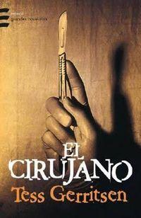 Libro EL CIRUJANO (RIZZOLI & ISLES #1)
