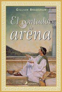 Libro EL CONTADOR DE ARENA