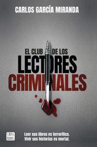 Libro EL CLUB DE LOS LECTORES CRIMINALES