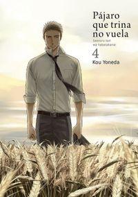 Libro PÁJARO QUE TRINA NO VUELA #4