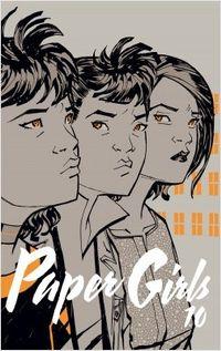 Libro PAPER GIRLS #10