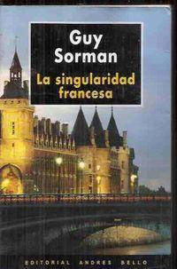 Libro LA SINGULARIDAD FRANCESA
