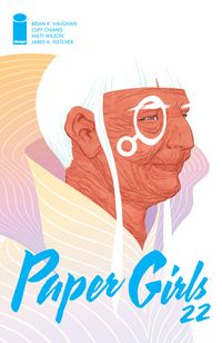 Libro PAPER GIRLS #22