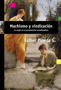 Libro MACHISMO Y VINDICACIÓN