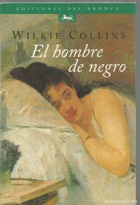 Libro EL HOMBRE DE NEGRO