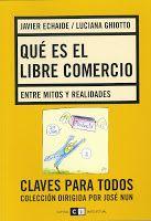 Libro QUÉ ES EL LIBRE COMERCIO