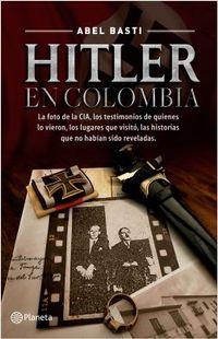 Libro HITLER EN COLOMBIA