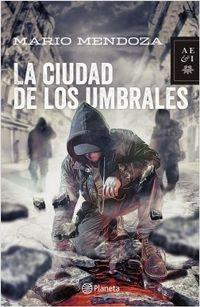 Libro LA CIUDAD DE LOS UMBRALES