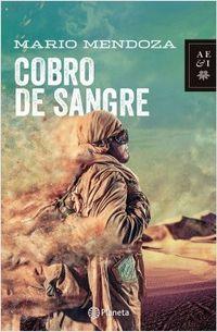 Libro COBRO DE SANGRE