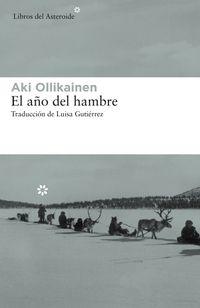 Libro EL AÑO DEL HAMBRE