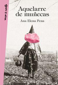 Libro AQUELARRE DE MUÑECAS