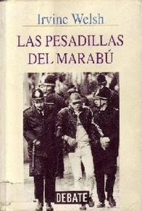 Libro LAS PESADILLAS DEL MARABÚ
