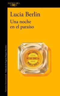 Libro UNA NOCHE EN EL PARAÍSO
