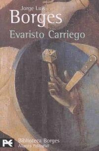 Libro EVARISTO CARRIEGO