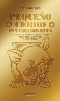 Libro PEQUEÑO CERDO INVERSIONISTA