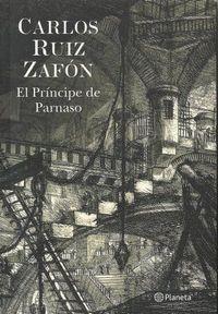 Libro EL PRÍNCIPE DEL PARNASO