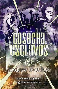 Libro COSECHA DE ESCLAVOS