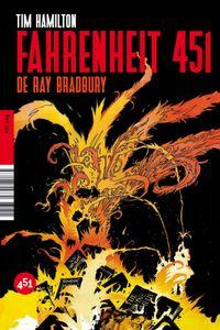 Libro FAHRENHEIT 451 DE RAY BRADBURY
