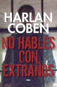 Libro NO HABLES CON EXTRAÑOS