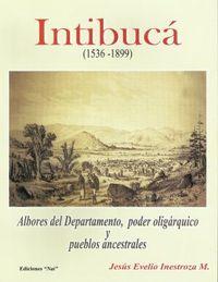 Libro INTIBUCÁ (1536-1899)
