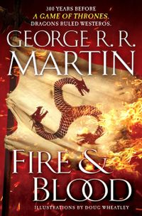 Libro FIRE AND BLOOD