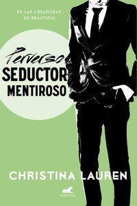 Libro PERVERSO SEDUCTOR MENTIROSO (WILD SEASONS #4)