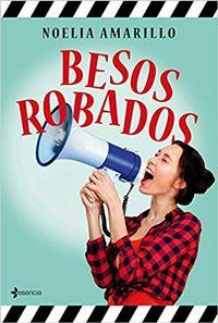Libro BESOS ROBADOS