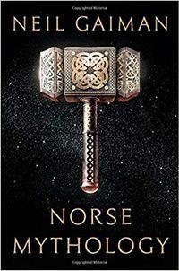 Libro NORSE MYTHOLOGY
