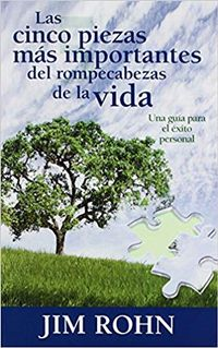 Libro LAS CINCO PIEZAS MAS IMPORTANTES DEL ROMPECABEZAS DE LA VIDA