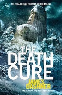Libro THE DEATH CURE (MAZE RUNNER #3)