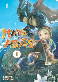 Libro MADE IN ABYSS #1