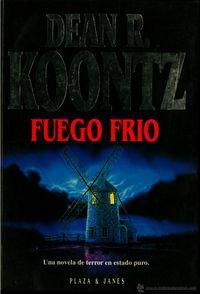 Libro FUEGO FRÍO