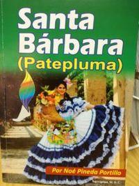 Libro SANTA BÁRBARA (PATEPLUMA)