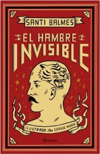 Libro EL HAMBRE INVISIBLE