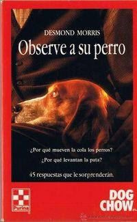 Libro OBSERVE A SU PERRO