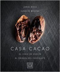 Libro CASA CACAO