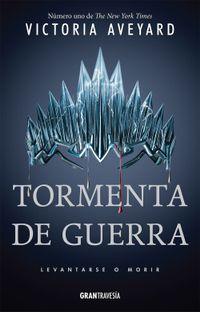 Libro TORMENTA DE GUERRA