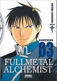 Libro FULLMETAL ALCHEMIST (KANZENBAN #3)